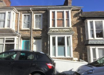 Thumbnail 2 bed terraced house for sale in St. Michaels Street, Penzance