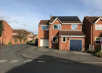 Thumbnail 4 bed detached house for sale in Old Farm Way, Brayton, Selby
