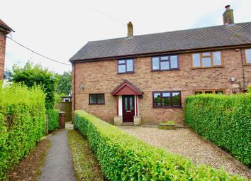 Thumbnail 3 bed semi-detached house to rent in Moss Lane, Hilderstone, Stafforshire