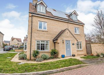 Thumbnail 5 bedroom detached house for sale in Lytham Park, Oundle, Peterborough