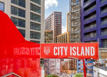 Thumbnail 1 bed flat for sale in Dawsonne House, City Island, Canning Town, London