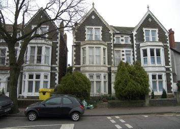 Thumbnail Studio to rent in Romilly Road (Flat 9), Canton, Cardiff