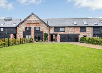 Faulston Barns, Faulston Lane, Bishopstone, Salisbury SP5. 4 bed barn conversion for sale