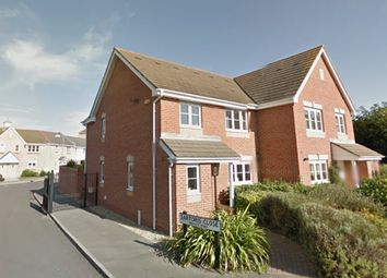 Thumbnail 4 bed semi-detached house to rent in Church Road, Warsash, Southampton