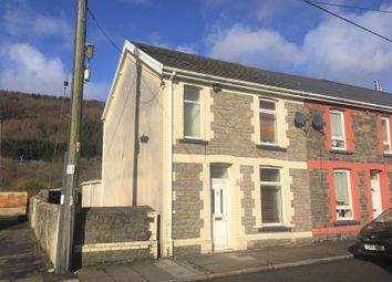 Thumbnail 3 bed end terrace house for sale in John Street, Resolven, Neath