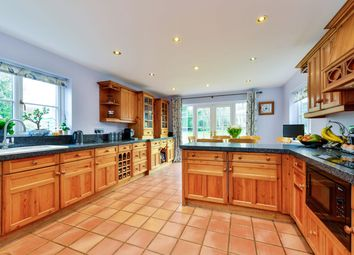Thumbnail 5 bed detached house to rent in Hinton, Chippenham