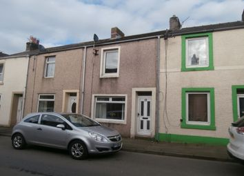Thumbnail 2 bedroom terraced house to rent in Dalzell Street, Moor Row