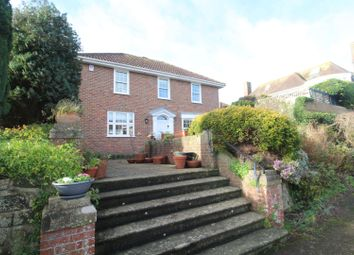 Thumbnail 3 bed detached house for sale in Beristede Close, Eastbourne