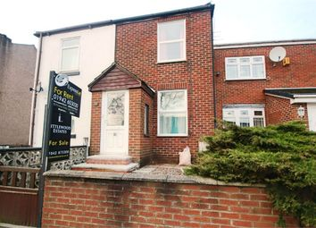 Thumbnail 2 bed terraced house for sale in Bridge Street, Golborne, Golborne, Lancashire