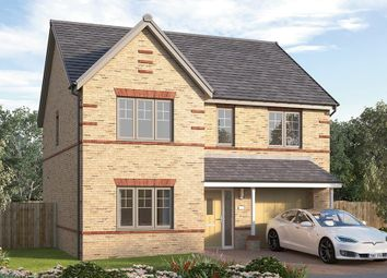 "Thumbnail 4 bed detached house for sale in ""The Sudbury"" at Chilton, Ferryhill"