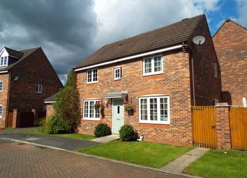 Thumbnail 3 bed detached house for sale in Barn Flatt Close, Higher Walton, Preston, Lancashire