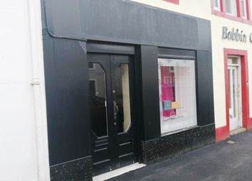 Thumbnail 1 bed flat for sale in High Street, Gatehouse Of Fleet