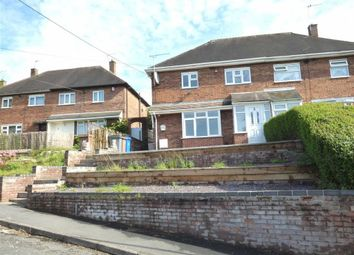 Thumbnail 3 bed semi-detached house for sale in Wainwood Rise, Trent Vale, Stoke-On-Trent