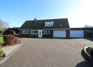 Thumbnail 4 bed detached house for sale in Yarmouth Road, Hemsby, Great Yarmouth