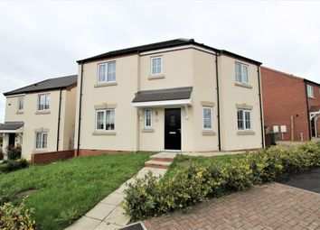 Thumbnail 3 bedroom detached house for sale in Red Hall Crescent, Wakefield