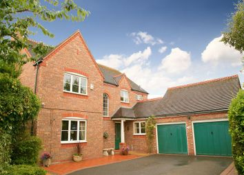 Thumbnail 5 bed detached house for sale in Coalport Close, Broseley