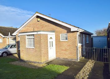 Thumbnail 2 bed bungalow for sale in Frome Avenue, Oadby, Leicester