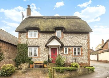 Thumbnail 3 bedroom detached house for sale in Central Farm Lane, Tolpuddle, Dorchester, Dorset