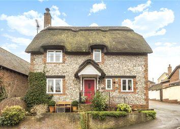 Thumbnail 3 bed detached house for sale in Central Farm Lane, Tolpuddle, Dorchester, Dorset