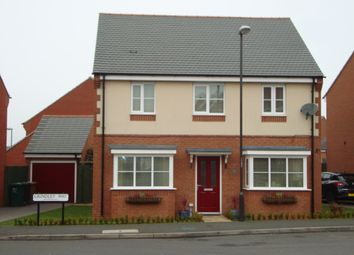 Thumbnail 4 bed detached house for sale in Astbury Way, Woodville