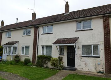 Thumbnail 3 bed terraced house for sale in The Close, Old Sarum, Salisbury