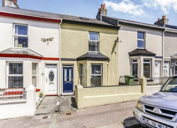 Thumbnail 2 bed terraced house for sale in Plymouth, Devon