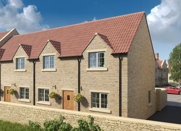 Thumbnail 2 bed property for sale in Church Farm, Rode