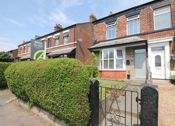 Thumbnail 3 bed end terrace house for sale in Park Road, Golborne, Warrington