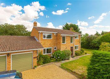 Thumbnail 4 bed detached house for sale in Wingate Close, Trumpington, Cambridge
