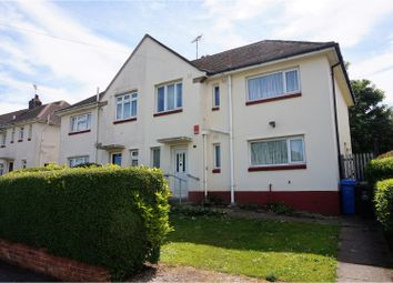 Thumbnail 3 bedroom semi-detached house for sale in Worbarrow Gardens, Poole