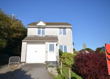 Thumbnail 3 bed detached house for sale in Gwel An Nans, Probus, Truro