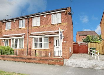 Thumbnail 3 bed semi-detached house for sale in Cleeve Road, Hedon, Hull