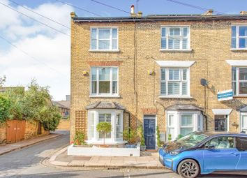 Princes Road, London W13. 3 bed end terrace house