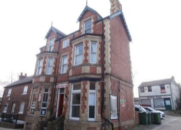 Thumbnail 1 bed flat to rent in High Street, Edwinstowe, Mansfield