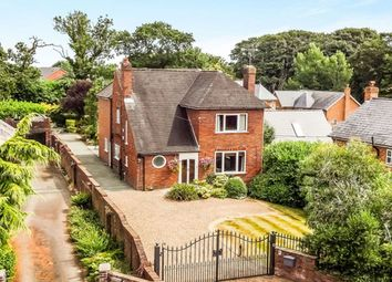 Thumbnail 4 bedroom detached house for sale in By Pass Road, Gobowen, Oswestry