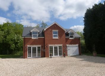 Thumbnail 3 bed detached house to rent in Trotshill Lane East, Warndon, Worcester