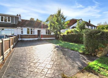 Thumbnail 2 bed bungalow to rent in Chestnut Avenue, Chatham, Kent