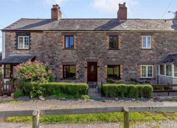 Thumbnail 2 bed terraced house for sale in Woodcroft Terrace, Woodcroft, Near Chepstow, Gloucestershire