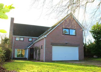 Thumbnail 6 bed detached house for sale in The Firs, Cheddon Fitzpaine, Taunton