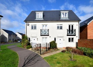 Thumbnail 4 bed town house for sale in The Finches, Portishead, Bristol