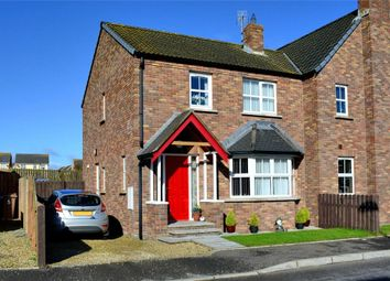 Thumbnail 3 bed semi-detached house for sale in Tides Bank, Portavogie, Newtownards, County Down