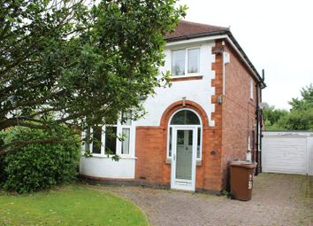 Thumbnail 3 bed semi-detached house for sale in Tower Road, Winshill, Burton-On-Trent