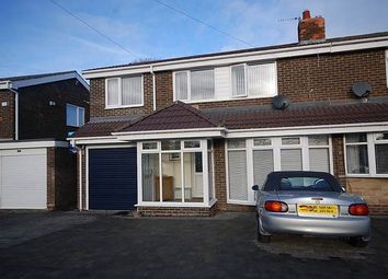 Thumbnail 4 bed semi-detached house for sale in Tantallon, Birtley, Chester Le Street