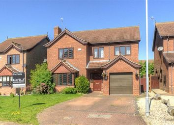 Thumbnail 4 bedroom property for sale in Willow Close, Barnetby