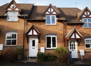 Thumbnail 2 bed terraced house to rent in Elkington Croft, Solihull