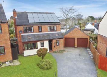 Thumbnail 4 bedroom property for sale in Church Farm, Ashley, Market Drayton