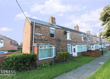 Thumbnail 2 bed end terrace house for sale in Edward Street, Hetton-Le-Hole, Houghton Le Spring, Tyne And Wear