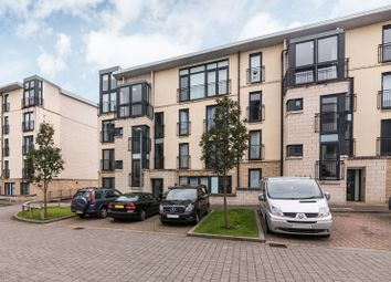 Thumbnail 2 bed flat for sale in Colonsay Close, Edinburgh