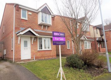 Thumbnail 3 bed detached house for sale in Newark Close, Liverpool