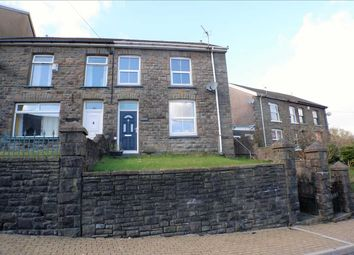 Thumbnail 3 bed semi-detached house for sale in Church Terrace, Penrhiwfer, Tonypandy